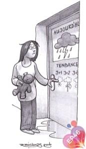 La météo intérieure d'un enfant