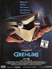 Gremlins, l'affiche originale