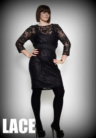 Love lace. A good kick to the staple black