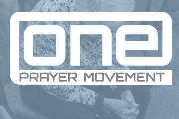 ONE prayer web banner