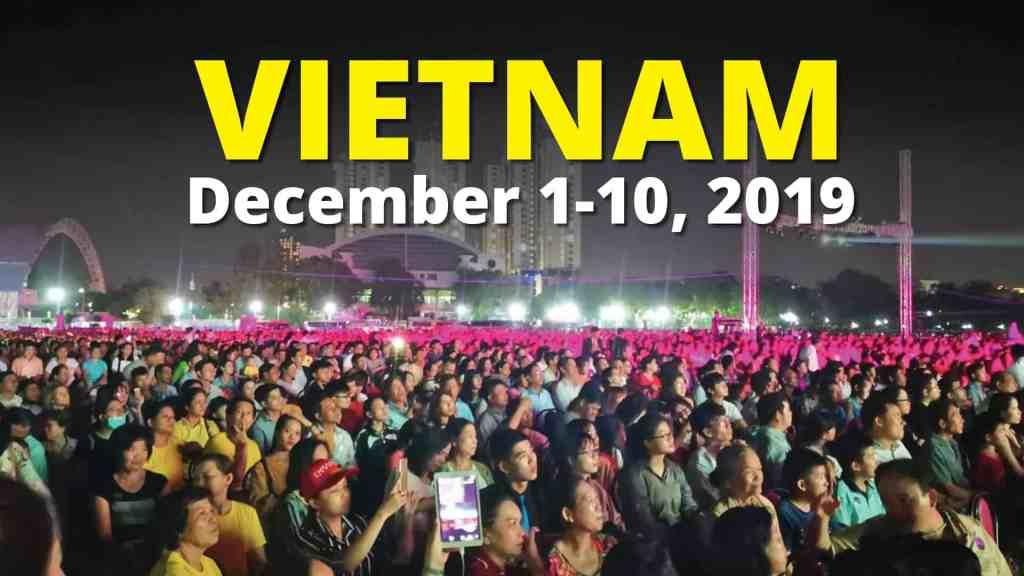 Vietnam Christmas Festival :: Reid Saunders Association