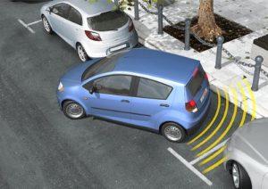 einparkhilfe-nachruesten-sensorische-einparkhilfe
