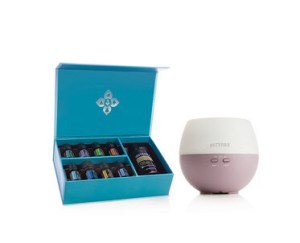 doterra aromatouch kit and diffuser