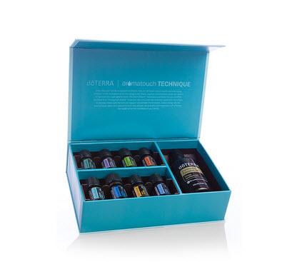 doterra aromatouch kit