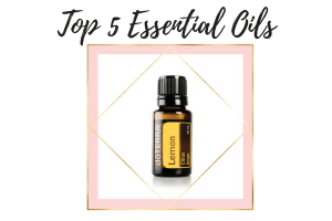 top 5 essential oils