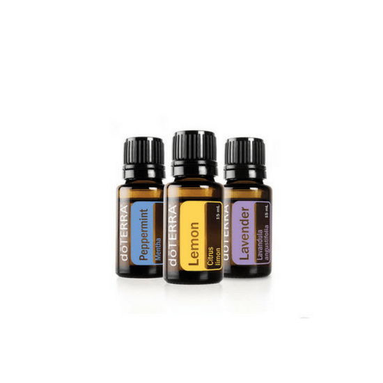 doTERRA trio essential oil kit