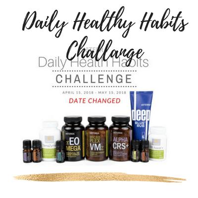 Daily Habits Challenge!