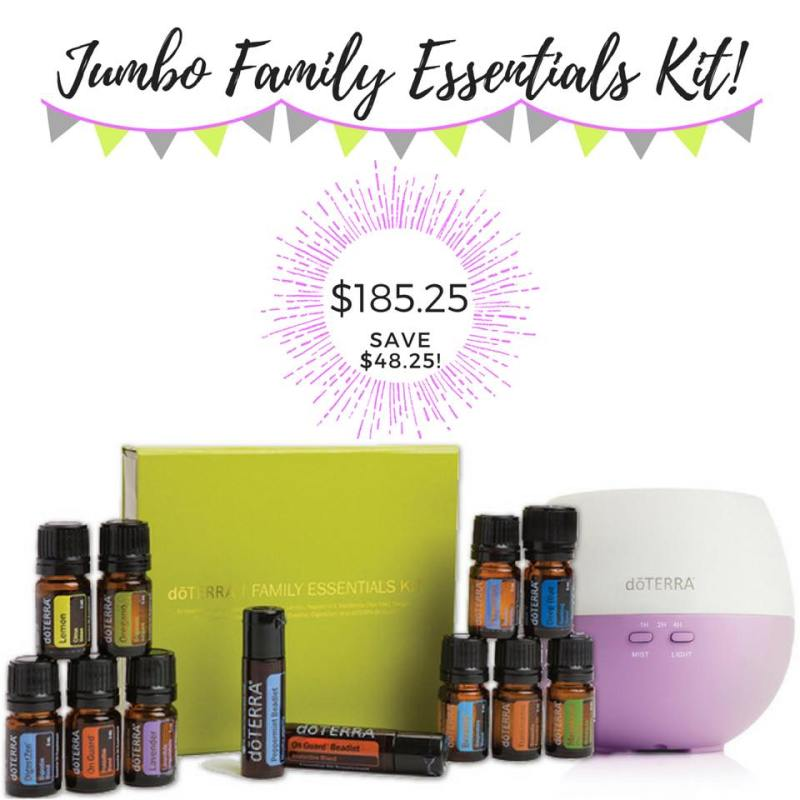 jumbo family essentials kit