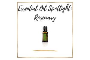 Essential Oil Spotlight_ Rosemary