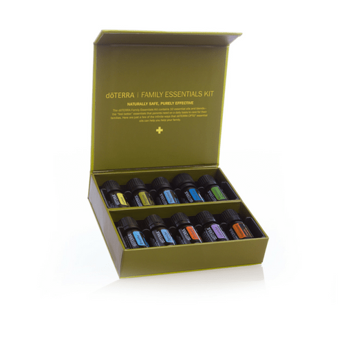 doTERRA essential oil kits