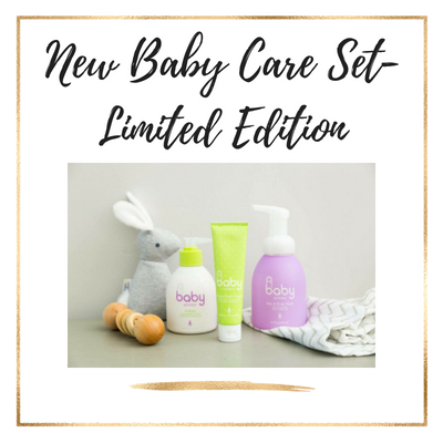 doTERRA Baby Care Line is Here!