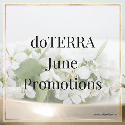 doTERRA June Promotions