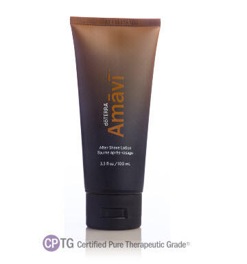 doterra amavi aftershave lotion