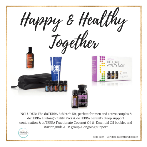 new couple essential oil set