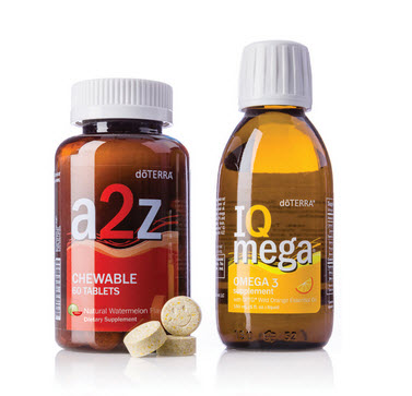 doterra childrens supplements