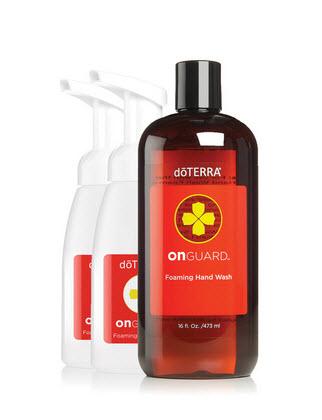 onguard hand soap