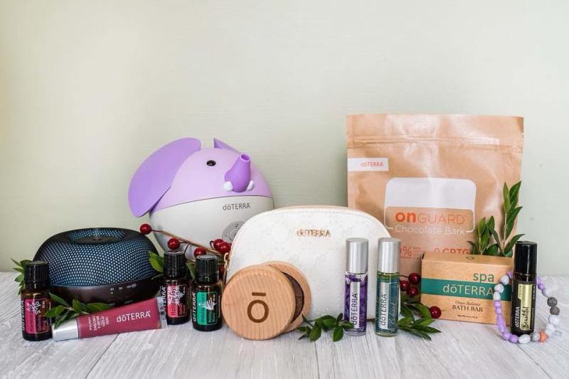 doterra holiday collection