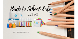 back to school sale - doterra essential oils