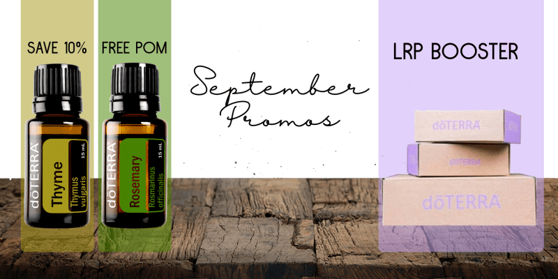 doterra september 2019 promotions