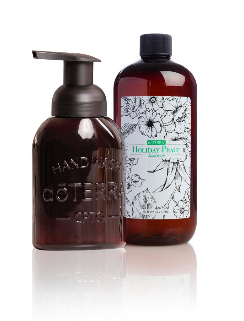 doTERRA Holiday Collection Hand wash