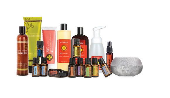 doterra healthy home kit
