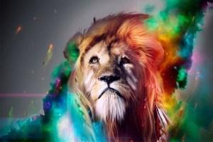 Врата Льва в потоке Рэйки