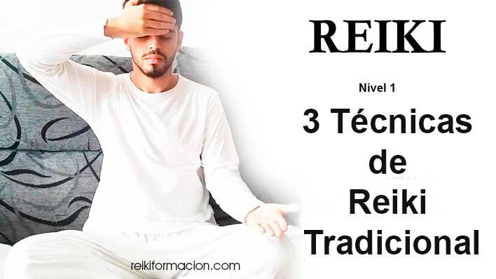 3 Técnicas de Reiki Tradicional