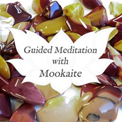 mookaite guided meditation
