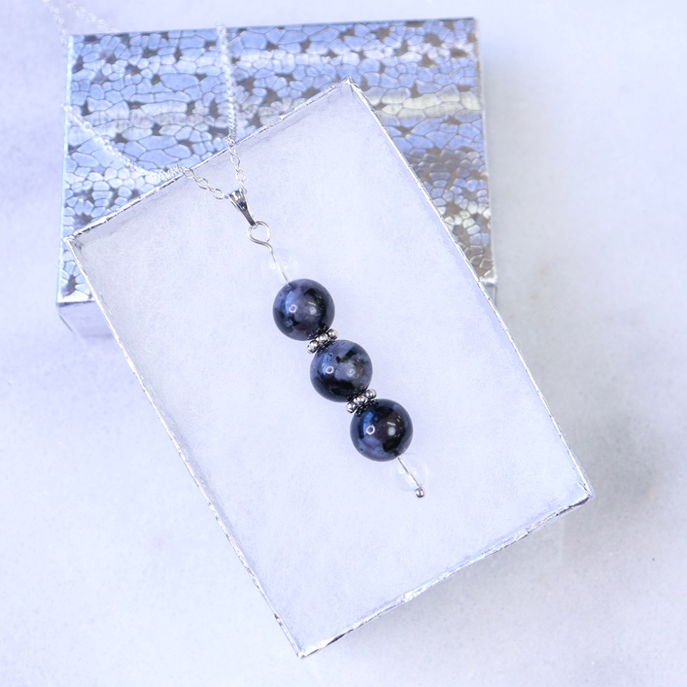 reiki charged mystic merlinite bead