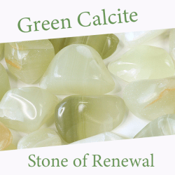 green calcite spiritual properties