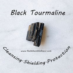 black tourmaline spiritual properties