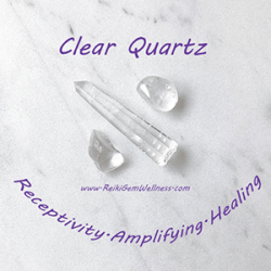 clear quartz spiritual properties