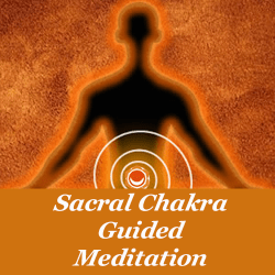 sacral chakra guided meditation