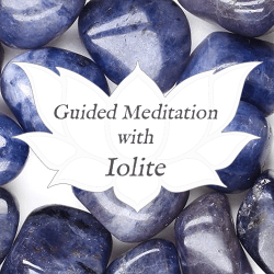iolite guided meditation