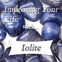 healing benefits of iolite