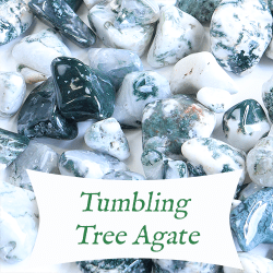 tumbling tree agate