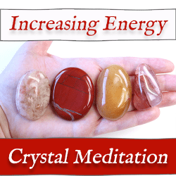 increasing energy meditation