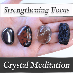 strengthening focus meditation