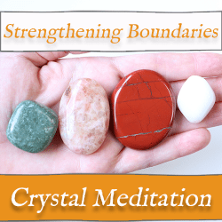 strengthening boundaries meditation