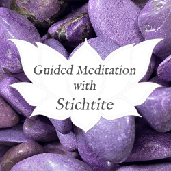 stichtite guided meditation