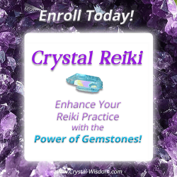 Crystal Reiki Certification