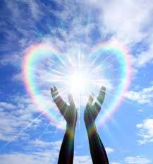 reiki hands and heart