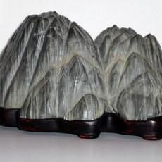 The Practice of Suiseki Art Stones