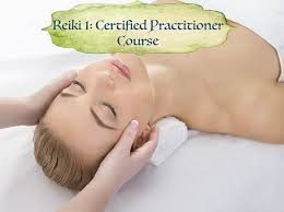 Reiki 1 certified Praticing course