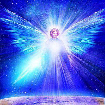 Résultat d'images pour esprit de lumière ange