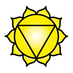The Solar Plexus Chakra Symbol