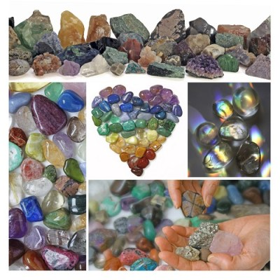 Crystals and Chakras