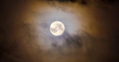 Meditación Reiki bajo Luna Llena