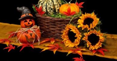 Halloween y Día de las Almas