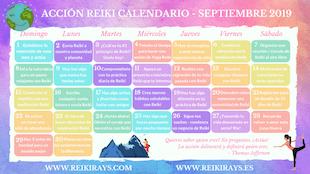 Calendario Reiki
